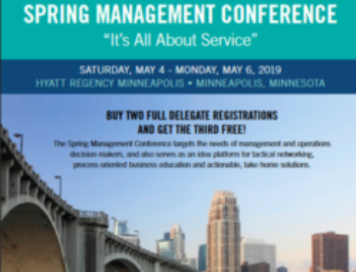 2019 – GAWDA Spring Management Conference (SMC)