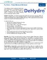 CryoVation-Purifiers-DeHydro-40-SPEC-Sheets