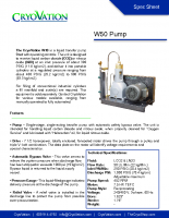 W50_Pump _Spec_Sheets