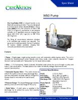 W50_Pump _Spec_Sheets