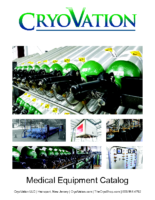 CryoVation – 2018 – Medical Equipment Catalog V180_Print