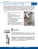 CryoVation – Liquid Fill CO2 Switchover Auto SPEC Sheets
