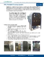 CryoVation – PPS Filling System SPEC Sheets
