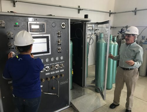 Criogas Mexico puts in Specialty Gas Equipment – CryoVation gets the job done!